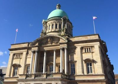 Hull City Hall Twitter