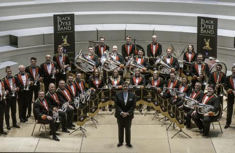 The Black Dyke Band