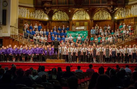 David Ross Educational Trust Music Festival
