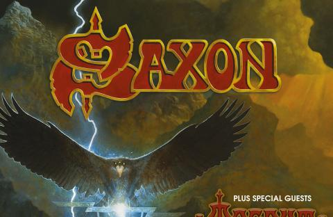 Saxon plus Special Guests