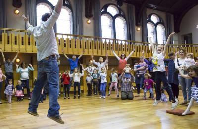 L'enfant et les Sortileges - Family Workshop