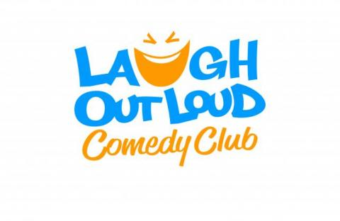 Laugh Out Loud Comedy Club logo