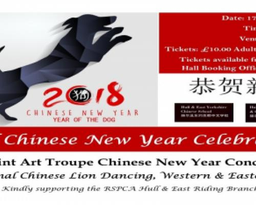 Hull Chinese New Year Celebration