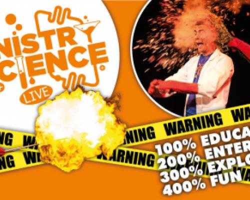 Ministry of Science Live