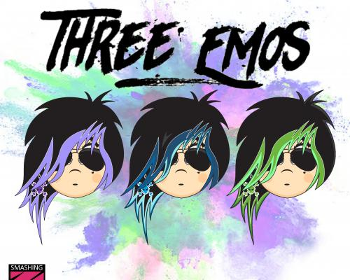 Three Emos