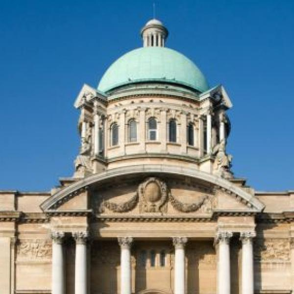 Wedding Reception Venues Hull: Hull New Theatre & Hull City Hall