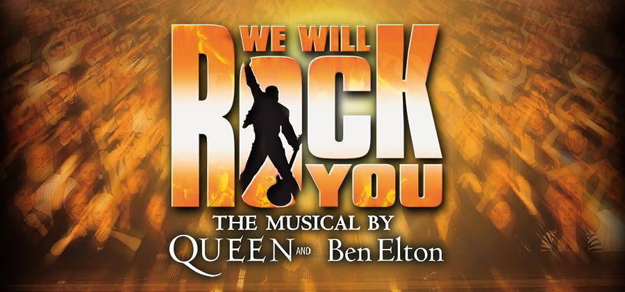 We will Rock You Hull New Theatre