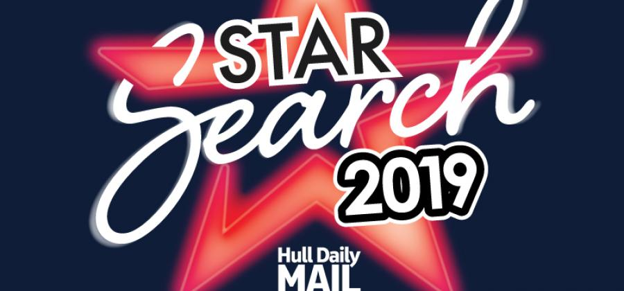 Star Search 2019 logo