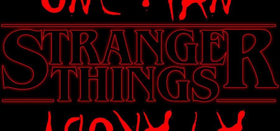 One Man Stranger Things