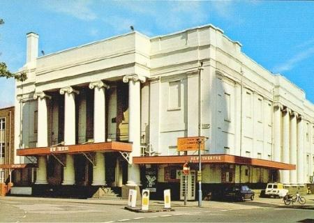 Hull New Theatre & Hull City Hall |
