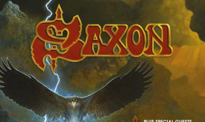 Saxon plus Special Guests